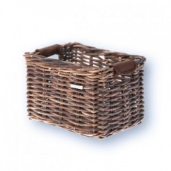 Basil Rattan Basket Dorset S Brown